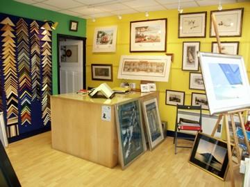 Home Page - Shop Interior